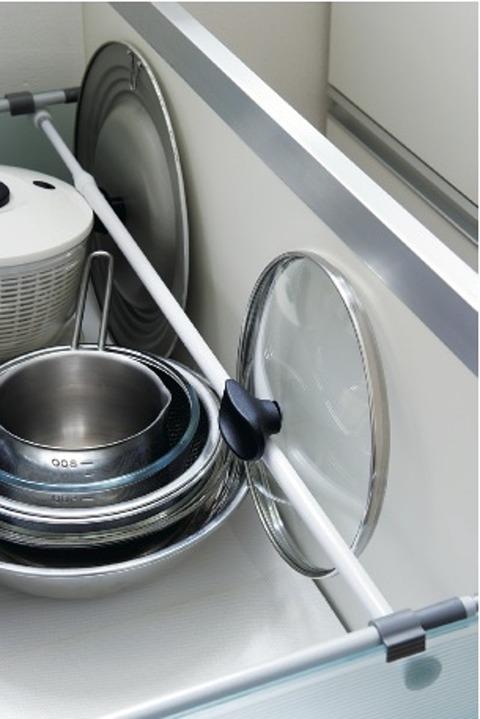 収納 鍋 蓋