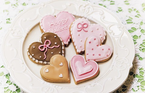 バレンタイン クッキー