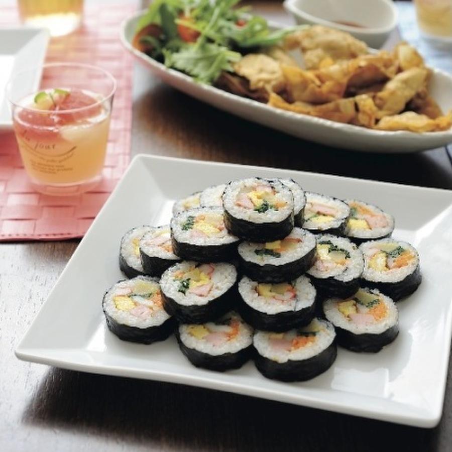 レシピ 巻き 寿司