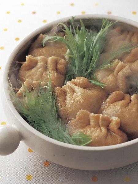 まるで宝探し!簡単「油げの福袋」入り鍋のレシピ