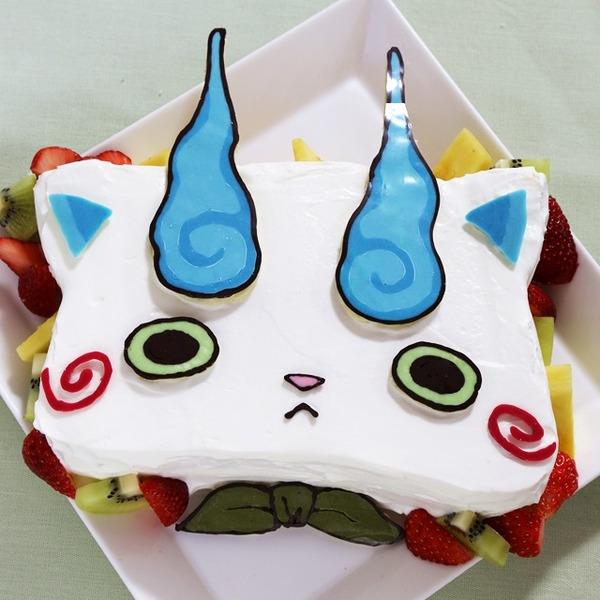 ハート 折り紙:折り紙誕生日ケーキ-hagifood.com