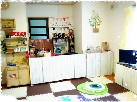 スッキリ収納DIY!手作りの子供部屋!!