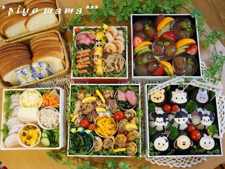 運動会お弁当アイデアを紹介!食べやすくっておいしいレシピ集
