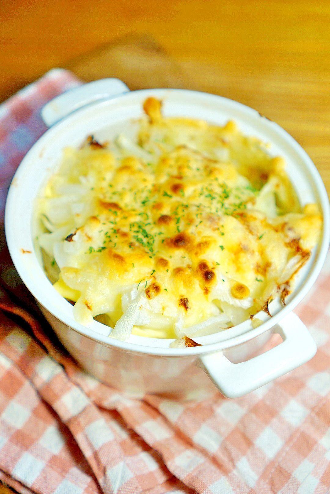 味付け不要!さば缶と新玉ねぎで!超簡単で美味しい☆チーズ焼きのレシピ