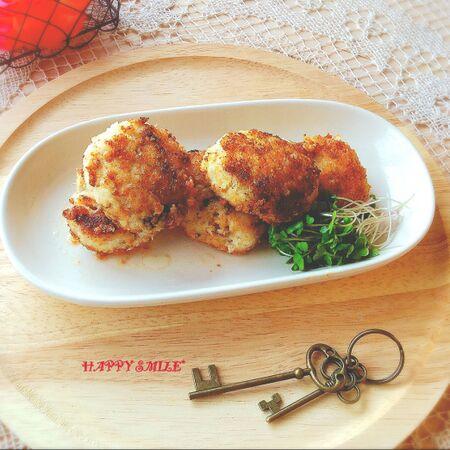 ダイエット中にピッタリ!ささみ&冬瓜の低カロリー「ヘルシーナゲット」のレシピ