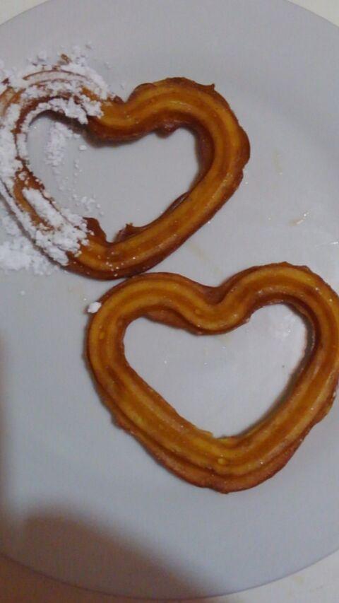 ホット ケーキ ミックス チュロス