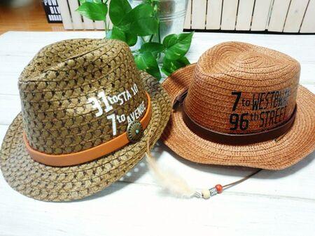 夏帽子は100均で!周りと差がつくリメイクアイデア