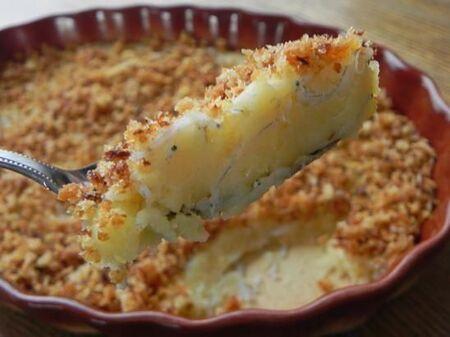 すくって美味しい!しらす味噌チーズのスコップコロッケ