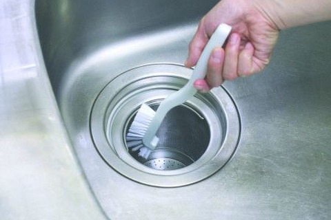 溝 掃除 排水 簡単 キッチン