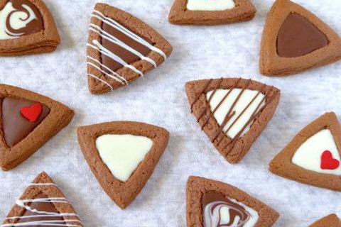 簡単 で クッキー ミックス ケーキ ホット 型抜きクッキー