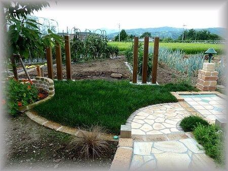 DIYで作る♪腐らない天然木フェンスの作り方