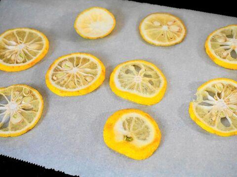 ドライ フルーツ 作り方 レモン レモンのドライフルーツの作り方!保存や利用法、栄養価は?