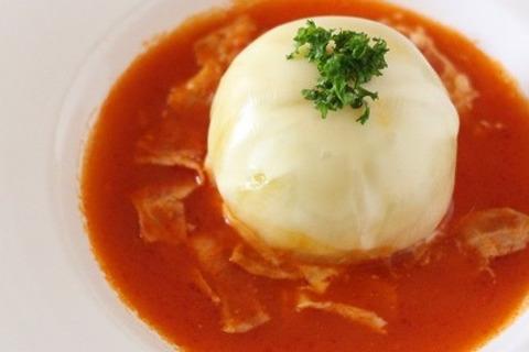 トマトスープレシピ