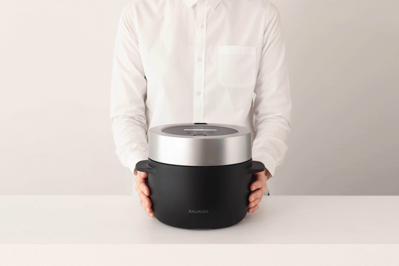 炊飯器「バルミューダ The Gohan」