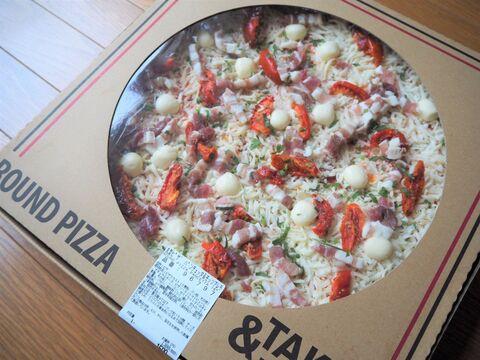 宅配 ピザ 保存
