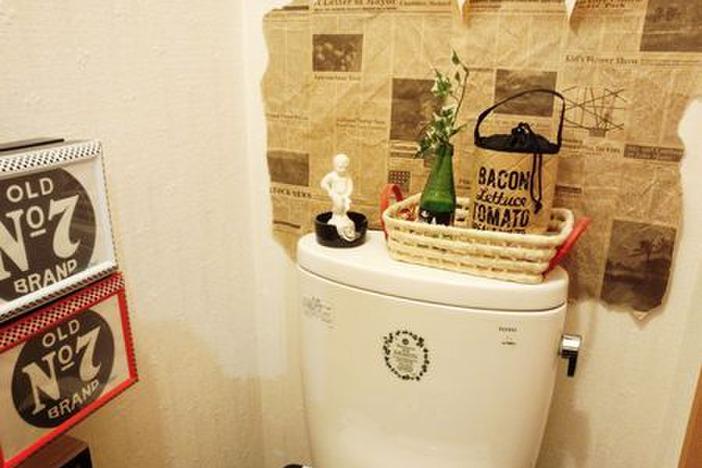 トイレ収納が全然なくても大丈夫おしゃれ実用的なお悩み解決アイデア