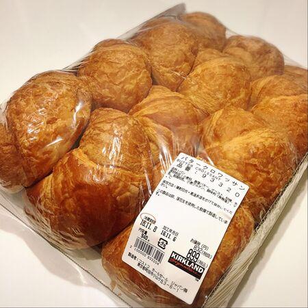 バタークロワッサン 12個入り899円