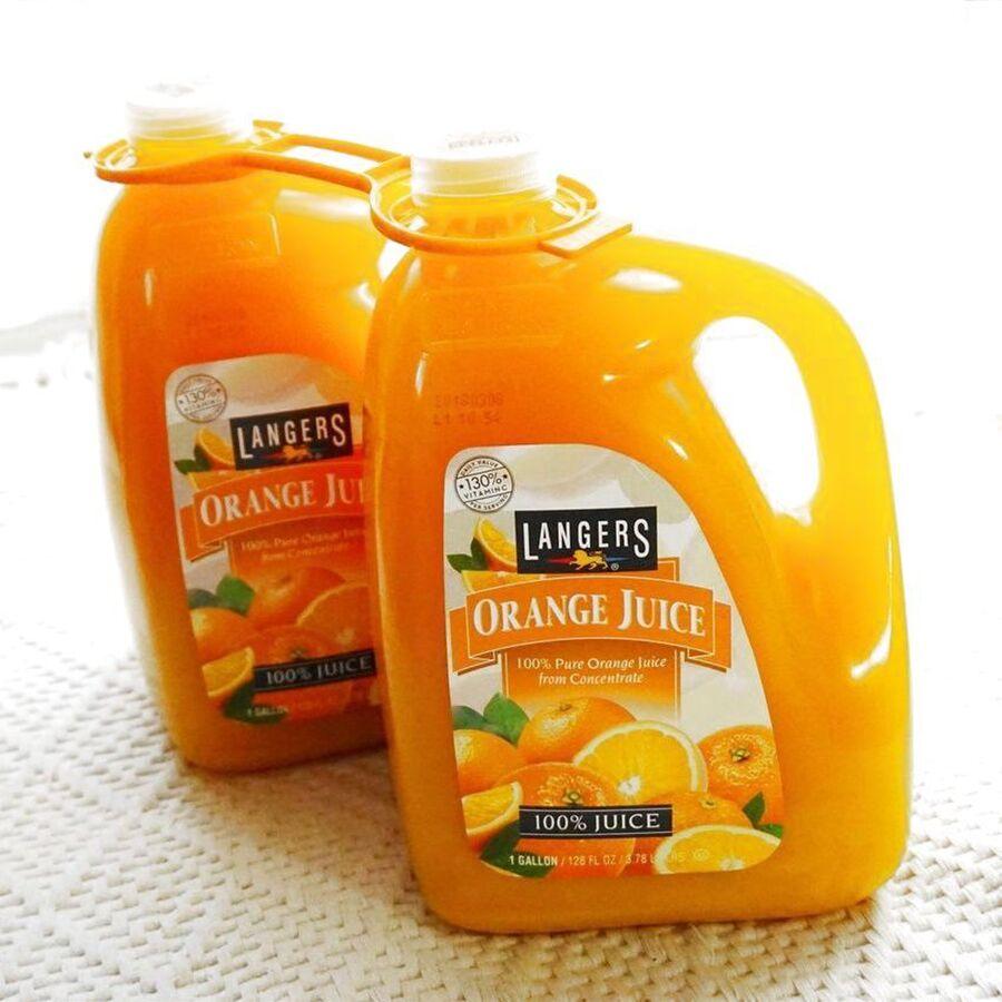 パーセント オレンジ 100