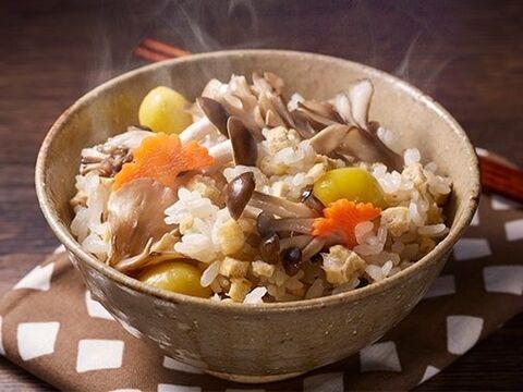 炊き込みご飯 レシピ