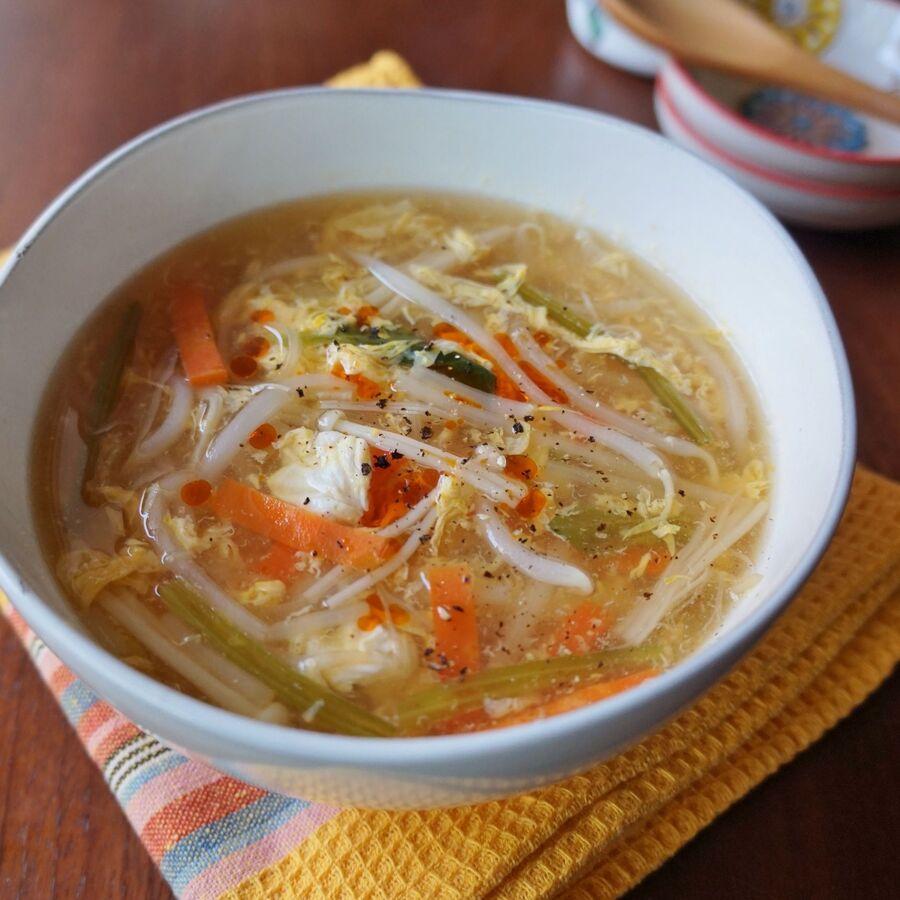 できる したら スープ たら 滴 10