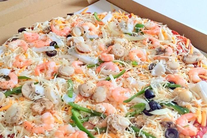 コストコで必ず買いたいピザはコレ!切り方と保存方法も詳しく伝授