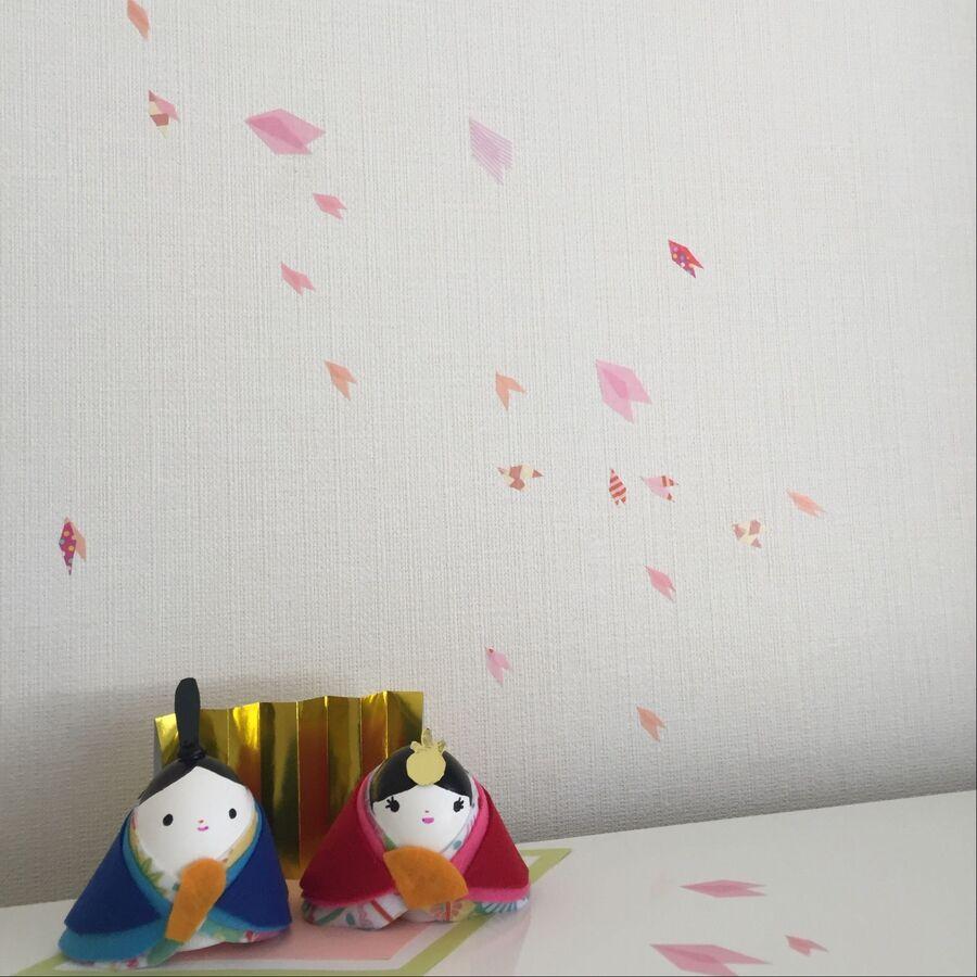 マステアート おうちの壁に春がキター 暮らしニスタ