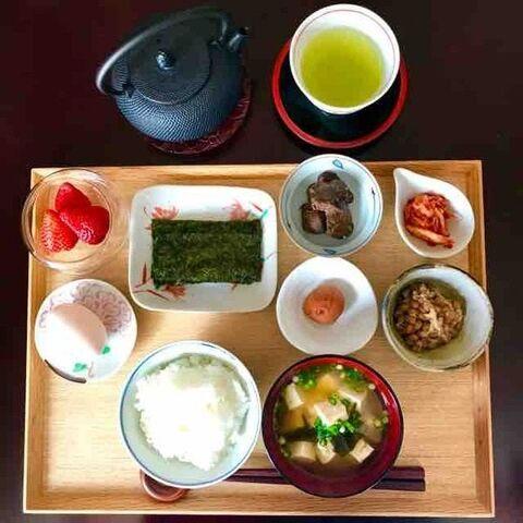 作り置きと発酵食品でパワーチャージ!和食でヘルシーな朝ごはん ...