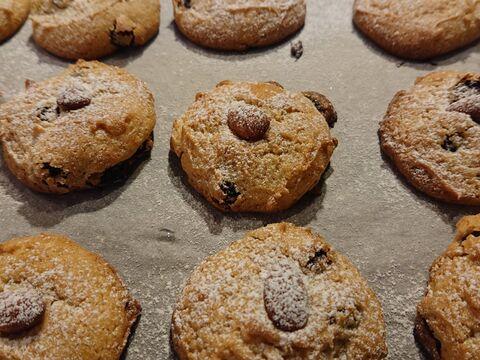 ホット ケーキ ミックス で 作る クッキー