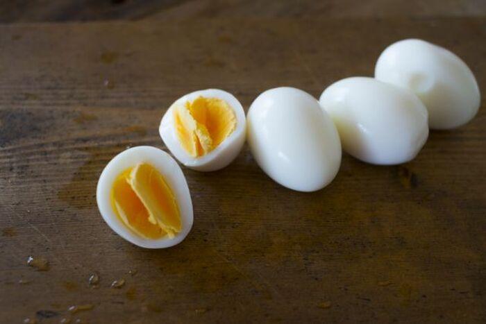 複数個のゆで卵
