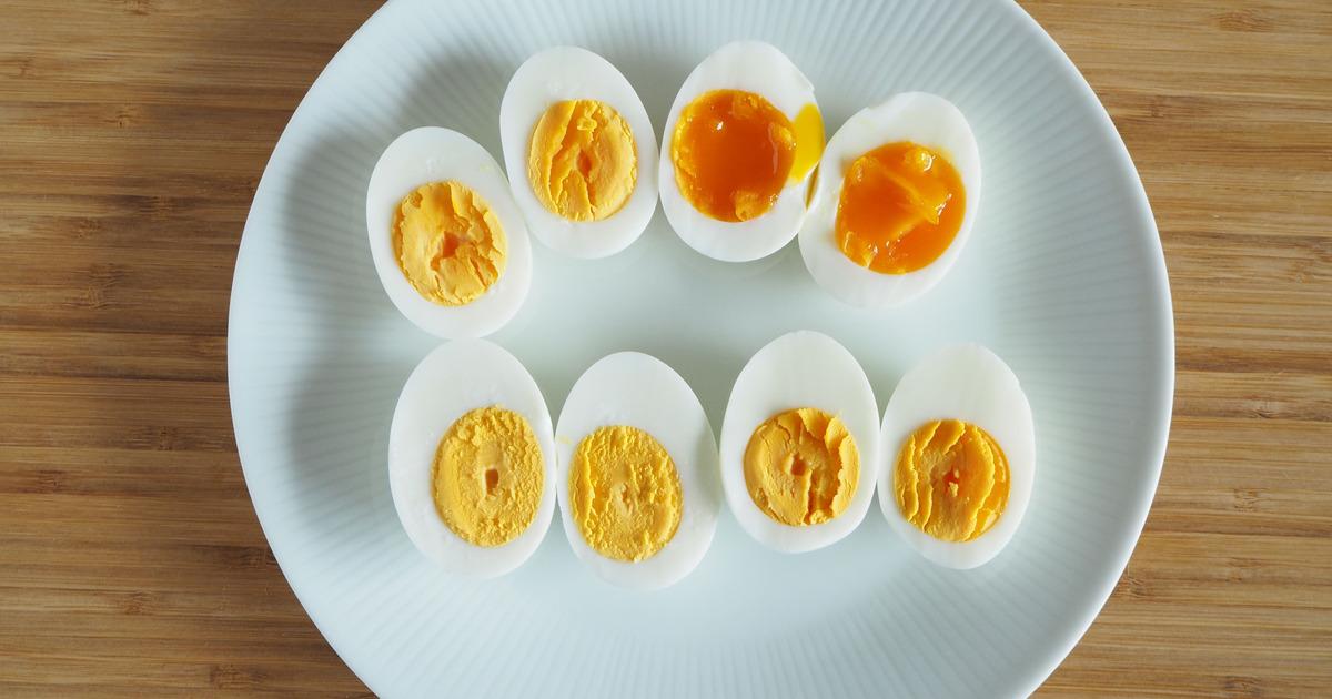 卵 作り方 簡単 ゆで