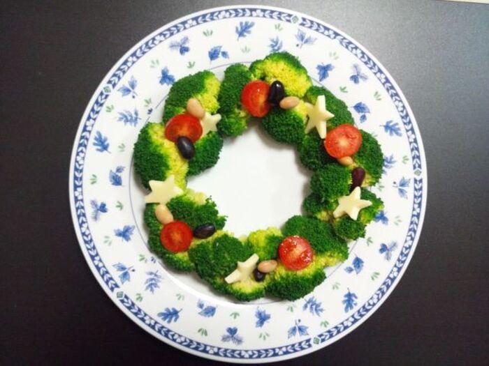 ブロッコリーはパーティーレシピに使える