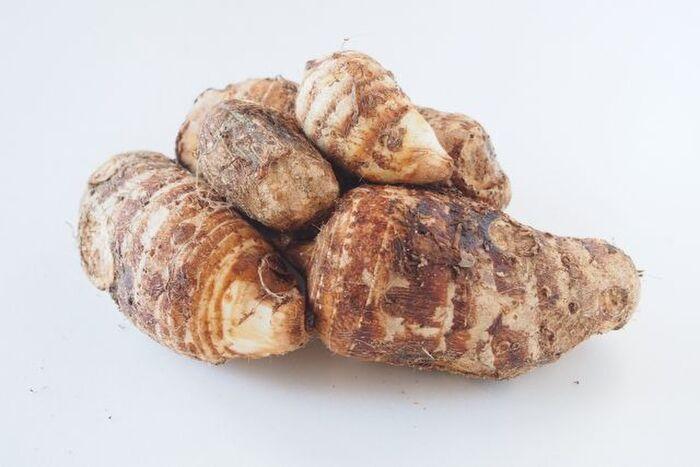 里芋の栄養価