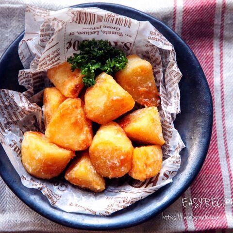 長芋 レシピ