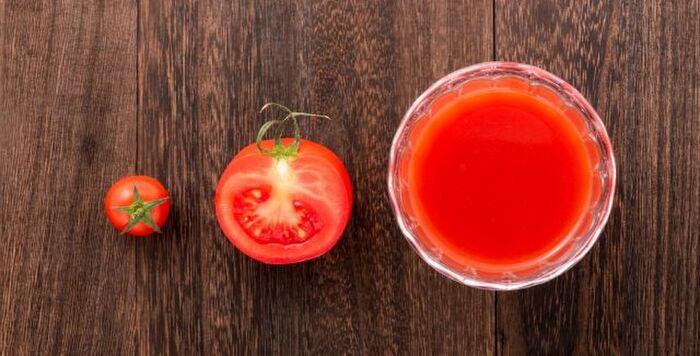 トマトジュース いつ飲む