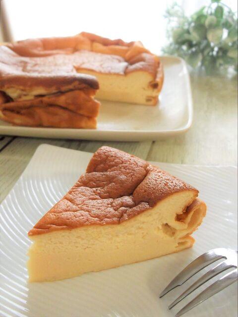 ヨーグルトケーキ カロリー