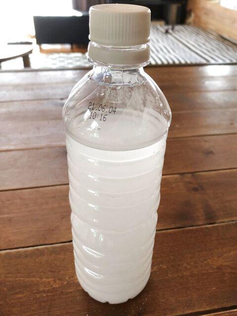 ニキビ 焼きミョウバン水