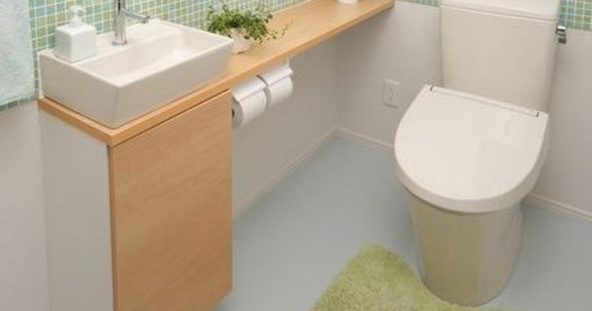 気になるトイレマットの洗濯頻度と洗濯方法 - 暮らしニスタ