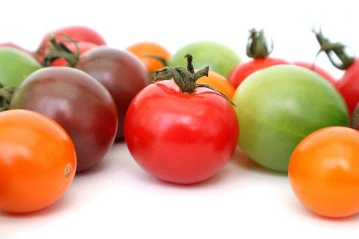 プチトマト 保存