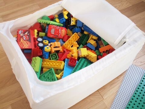 収納 ikea レゴ