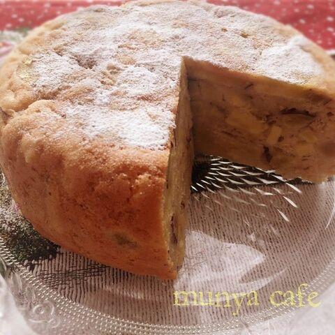 ケーキ さつまいも さつまいもケーキのレシピを公開!炊飯器での作り方・卵やバターなしなどのレシピも紹介
