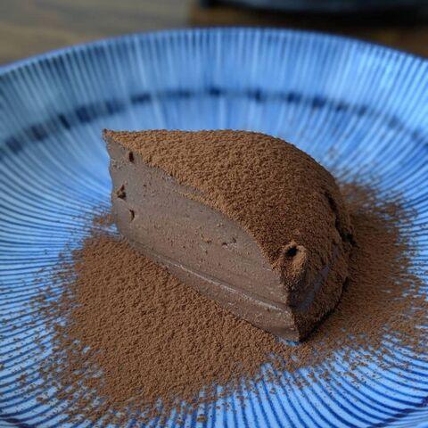 ムース チョコレート