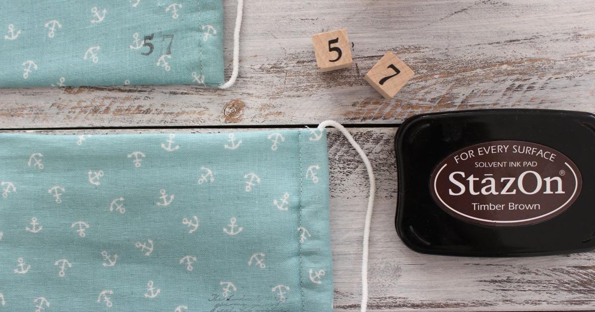 手縫い 作り方 手作り マスク 簡単 2ヶ所縫うだけ!手縫いでも簡単かわいい、子ども用ガーゼマスクの作り方|るんたったノート