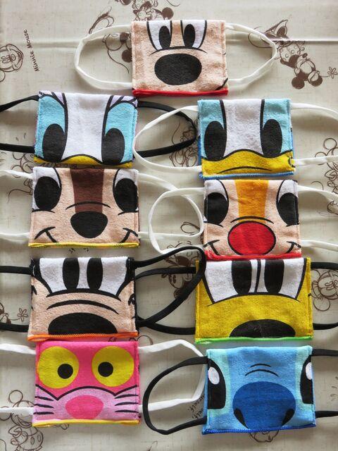 かんたん かわいい 手作り マスク