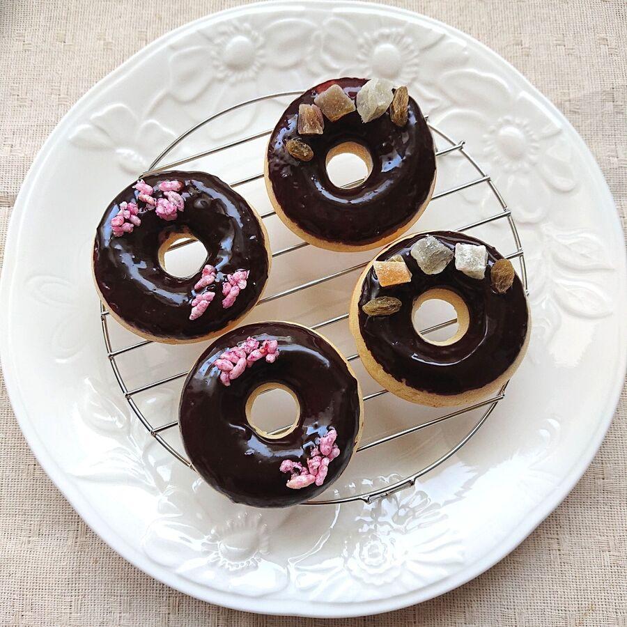 レシピ 焼き ドーナツ