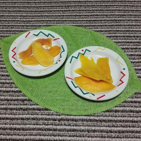ドライ マンゴー 食べ 方