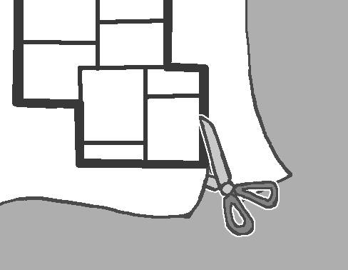 line-cut
