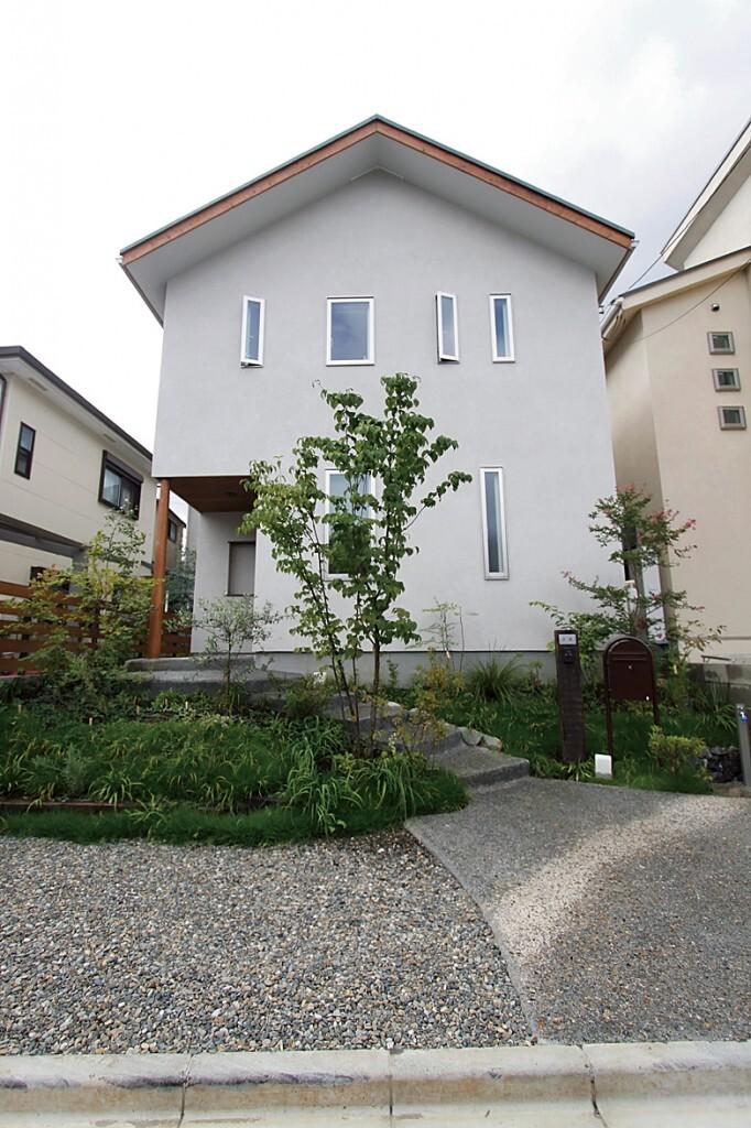 コンパクトな家の写真