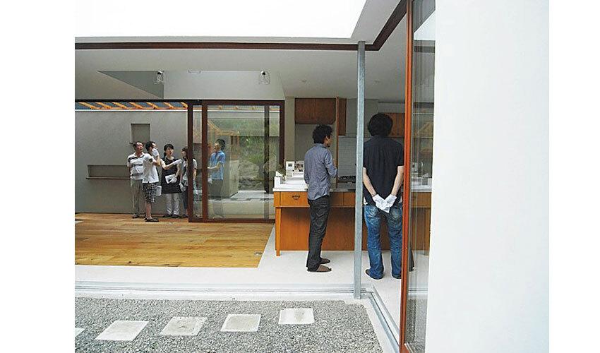 家の竣工時に開催される 完成内覧会