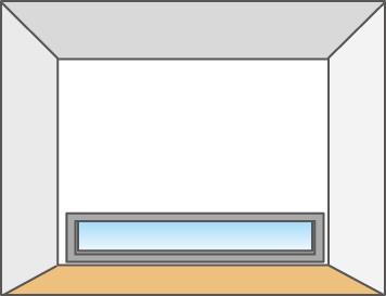 和室におすすめのローサイドライト