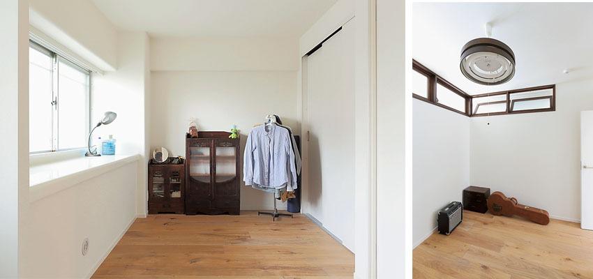 将来の子供部屋・寝室